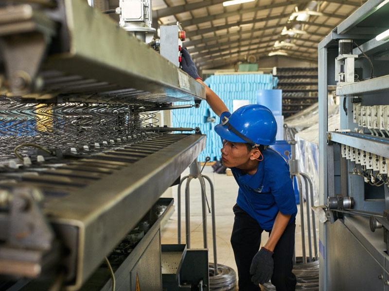 Nhà xưởng và năng lực sản xuất của Havas
