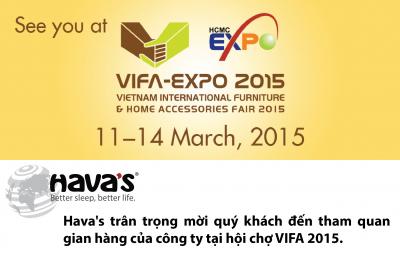 Vifa-expo 2015